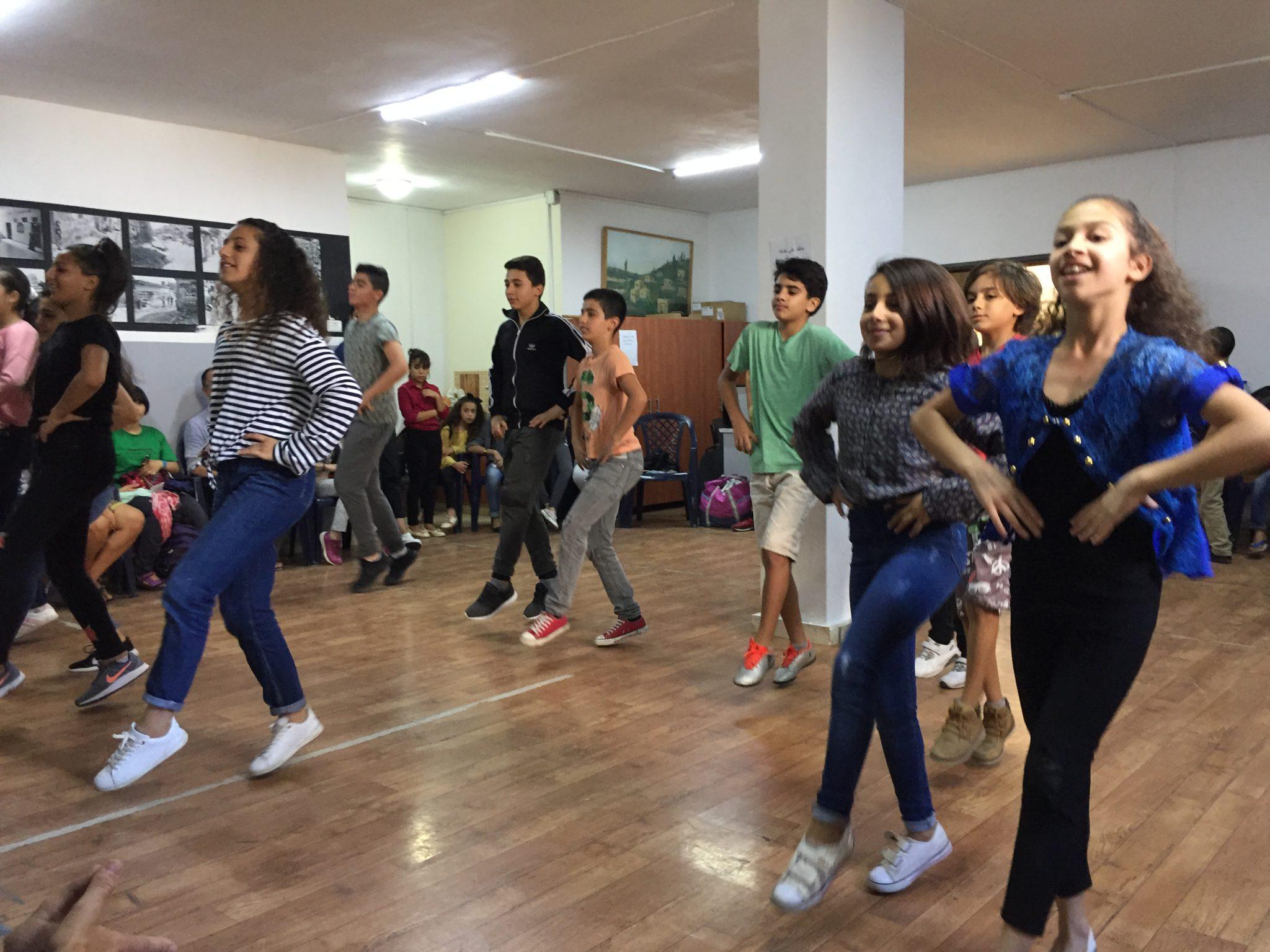 Palestine Dance
