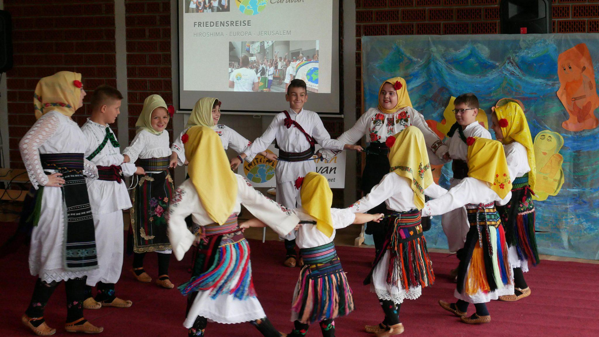Balkan Peace Building