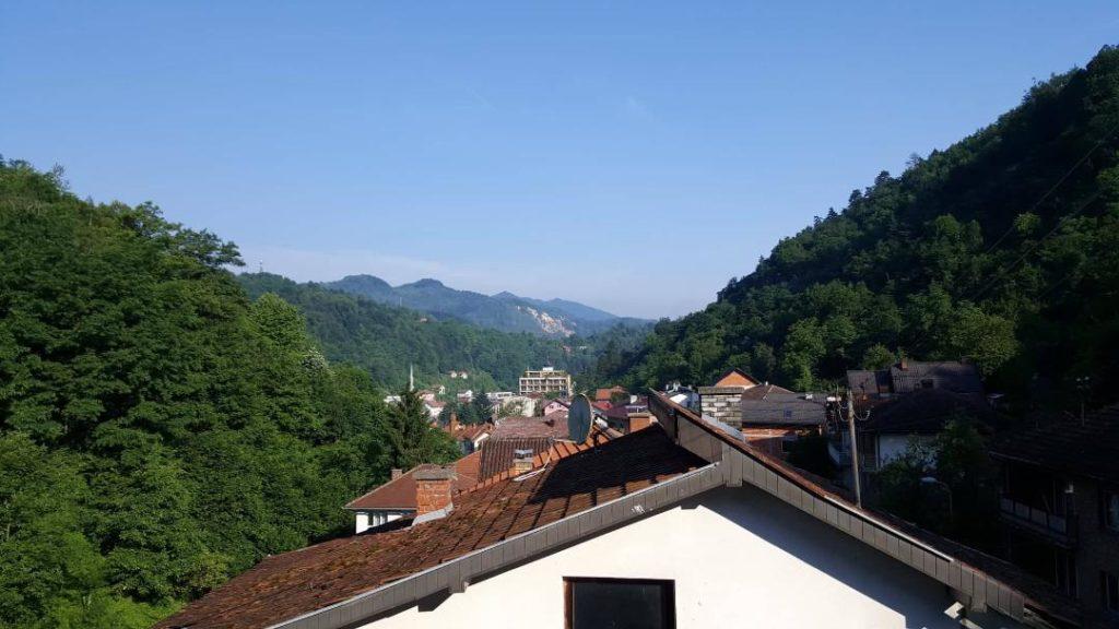 Srebrenica view