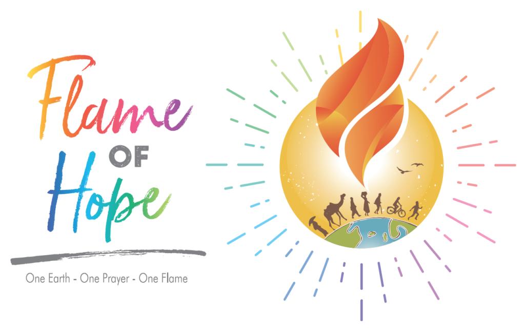 Flame of Hope logo